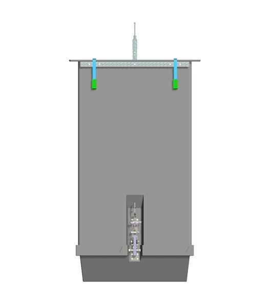 plastový zásobník biosystem 1800l