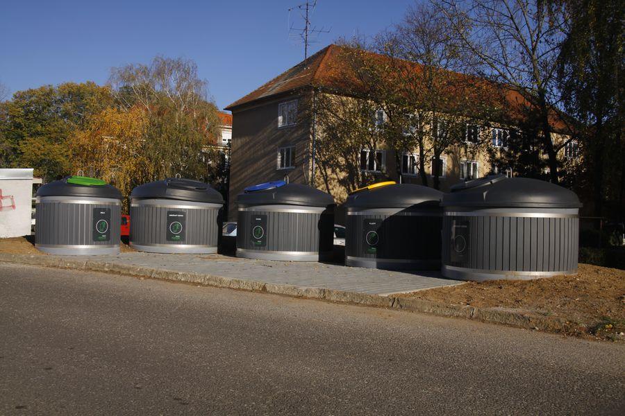 polopodzemné kontajnery Topoľčany