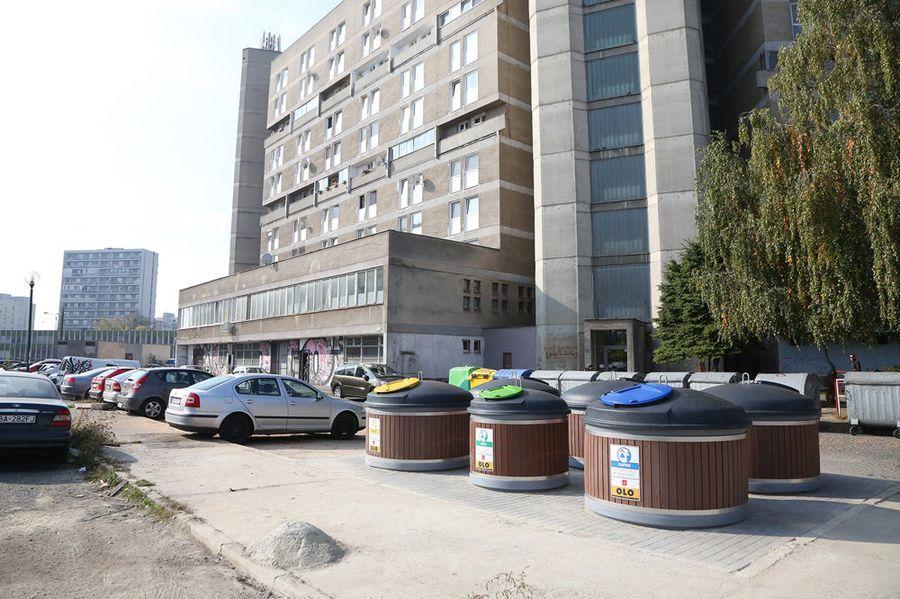 polopodzemné kontajnery Bratislava